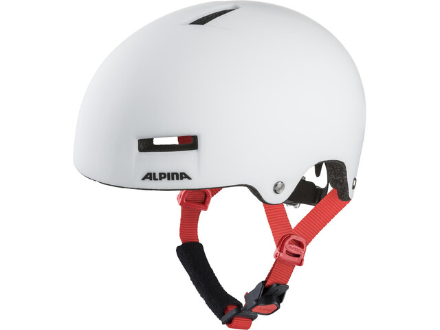 Alpina Airtime Casco, white